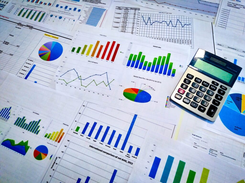 Beratung - Business financial analysis report